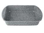 FORMA DO PIECZENIA 35x27cm BERLINGERHAUS BH-1423 GREY GRANIT