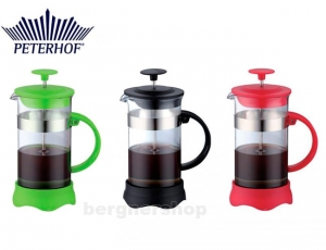 ZAPARZACZ DO KAWY HERBATY FRENCH PRESS PETERHOF PH-12531 350ml